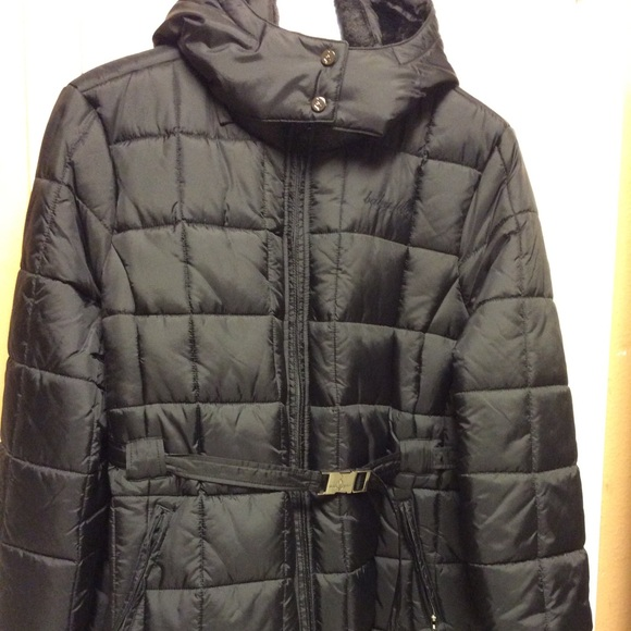 69943cd02493b Nwt Baby Phat 4x Quilted Belted Winter Coat